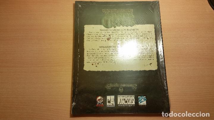Juegos Antiguos: Guia del Jugador de los Bajos Clanes - Vampiro Edad Oscura - Mundo de Tinieblas - ROL - Foto 3 - 86502244