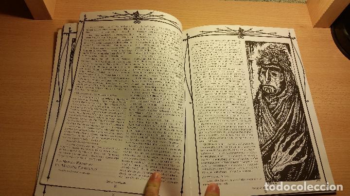Juegos Antiguos: Libro de Clan Nosferatus de Vampiro Mascarada - Vampiro Edad Oscura - Mundo de Tinieblas - ROL - Foto 2 - 86280512