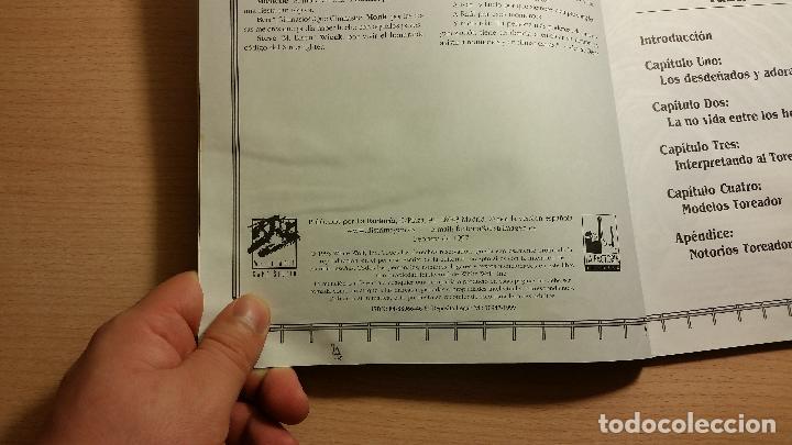 Juegos Antiguos: Libro de Clan Toreador de Vampiro Mascarada - Vampiro Edad Oscura - Mundo de Tinieblas - ROL - Foto 3 - 86280608