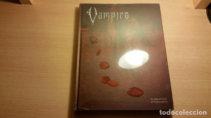 Juegos Antiguos: Vampiro Requiem Básico - Nuevo Mundo de Tinieblas - MDT - Rol - Foto 2 - 82217944