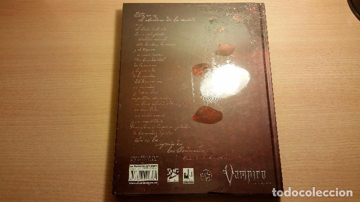 Juegos Antiguos: Vampiro Requiem Básico - Nuevo Mundo de Tinieblas - MDT - Rol - Foto 3 - 82217944