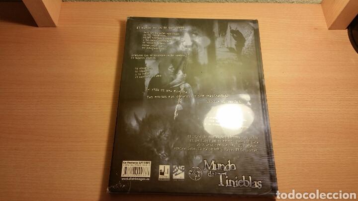 Juegos Antiguos: Nuevo Mundo de Tinieblas - Vampiro Requiem - Mago Despertar - Hombre Lobo El Exilio -ROL - Foto 2 - 86488548