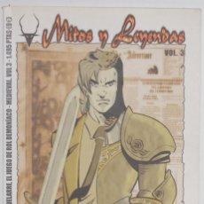 Juegos Antiguos: AQUELARRE.MITOS Y LEYENDAS 3:ULTREYA. Lote 109332920