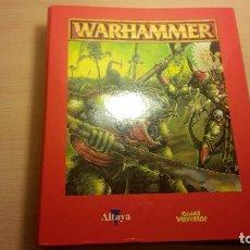 Juegos Antiguos: CARPESANO WARHAMMER ALTAYA - WARHAMMER 40K - WARHAMMER 40.000 - WARHAMMER 40000 - ROL. Lote 95490679