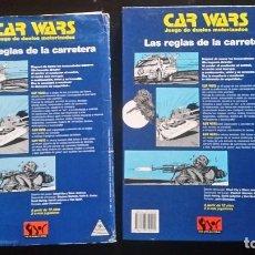 Juegos Antiguos: CAR WARS JUEGO DE ROL. Lote 95703991