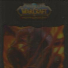 Juegos Antiguos: ALBUM CARTAS WORLD OF WARCRAFT. Lote 95729911