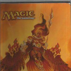 Juegos Antiguos: ALBUM CARTAS MAGIC . Lote 95731219