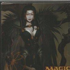 Juegos Antiguos: ALBUM CARTAS MAGIC. Lote 95731603