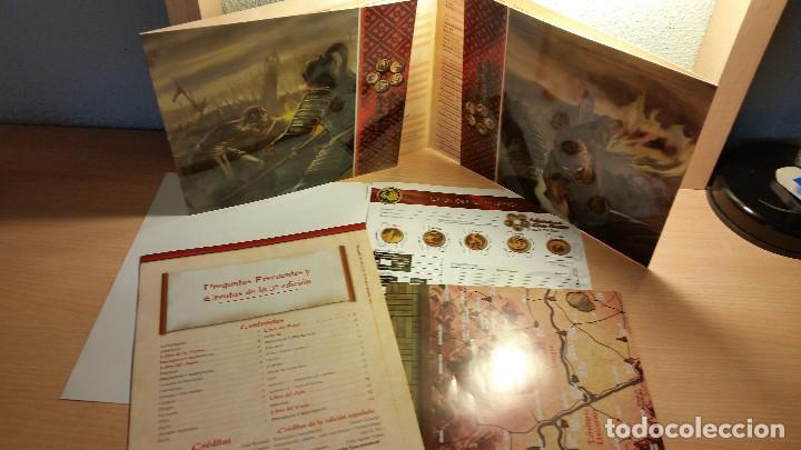 Juegos Antiguos: Pantalla de Leyenda de los Cinco Anillos - Leyenda de los 5 Anillos - ROL - Foto 2 - 95816599
