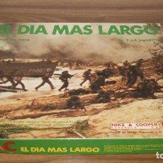 Juegos Antiguos: JUEGO DE MESA EL DÍA MAS LARGO DE NAC. Lote 95952851