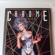 Juegos Antiguos: CIBERPUNK - CHROME 2 BOOK - GUIA - M+D EDITORES 1996.. Lote 95970015