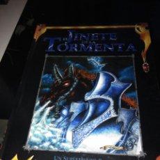Juegos Antiguos: EL JINETE DE LA TORMENTA. SUPLEMENTO ARS MAGIC 3ª EDICIÓN. Lote 96449647