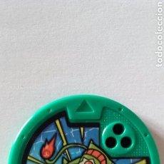 Jogos Antigos: MEDALLA YO-KAI (YOKAI) WATCH YO-MOTION. SERIE 2. GUAPO. ESPINYAN.. Lote 96453939