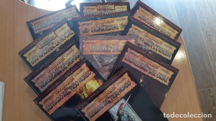 Usado, Pack 11 Warhammer Fantasia - Warhammer Fantasy - Warhammer 40k - Warhammer 40.000 - Miniaturas - ROL segunda mano
