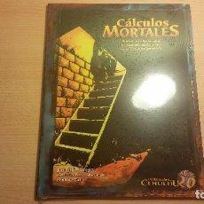 Juegos Antiguos: CALCULOS MORTALES DE LA LLAMADA DE CTHULHU - ROL. Lote 96673063