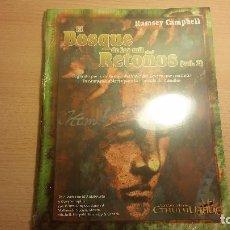 Juegos Antiguos: EL BOSQUE DE LOS MIL RETOÑOS VOL. 2 DE LA LLAMADA DE CTHULHU D100 - LOVECRAFT - ROL. Lote 96673111