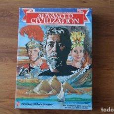 Alte Spiele - Advanced Civilization Avalon Hill juego mesa estrategia 1991 descatalogado - 97087331