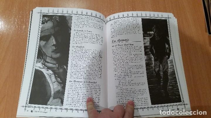 Juegos Antiguos: Libro de Clan Gangrel de Vampiro Mascarada - Mundo de Tinieblas - Vampiro Requiem - ROL - Foto 2 - 97296667