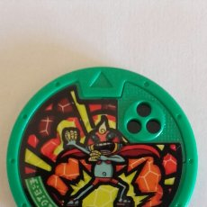 Juegos Antiguos: MEDALLA YO-KAI (YOKAI) WATCH YO-MOTION. SERIE 2. AMABLE. PAUPERMÁN.. Lote 277471113