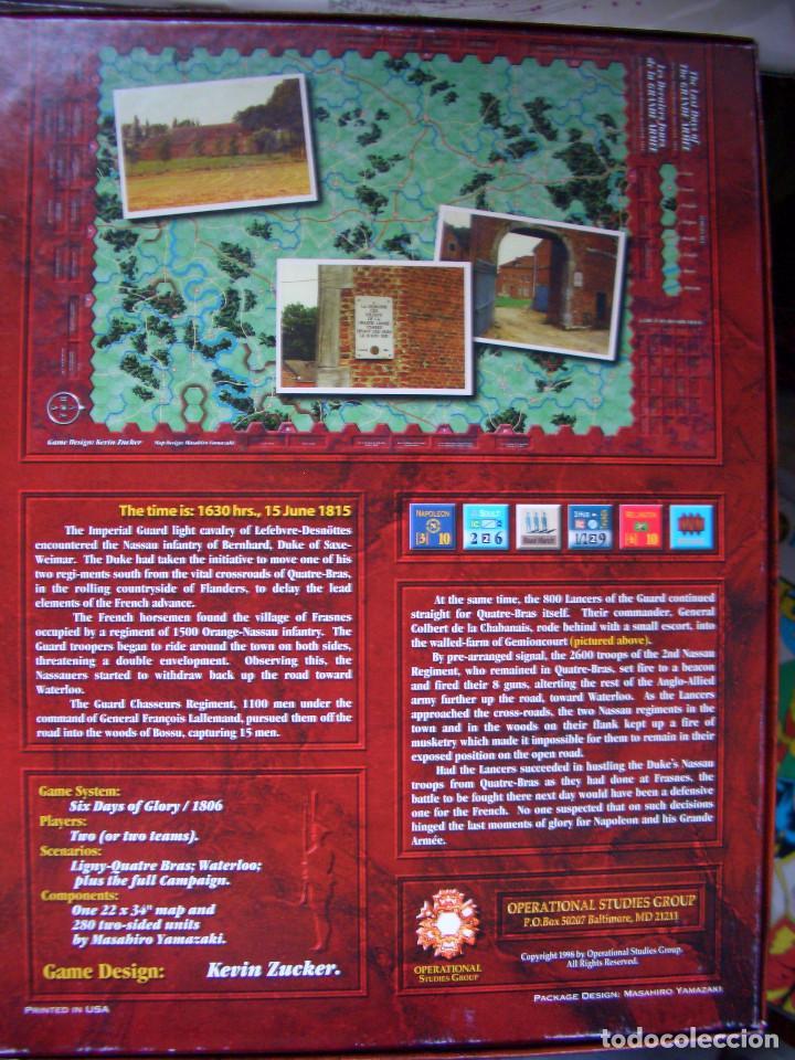 Juegos Antiguos: The Last Days of the Grande Armée (OSG, 1998) - Foto 2 - 97693191