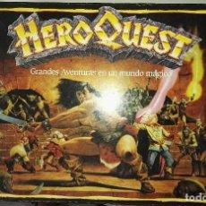 Juegos Antiguos: JUEGO DE MESA HEROQUEST - MB GAMES 1989_ CASI COMPLETO. Lote 97783547