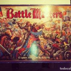 Juegos Antiguos: BATTLE MASTER COMPLETO. Lote 97842791