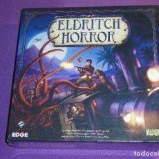 Juegos Antiguos: ELDRITCH HORROR - JUEGO DE MESA - EDGE - MITOS DE CTHULHU - PRECINTADO Y EN PERFECTO ESTADO. Lote 97943763