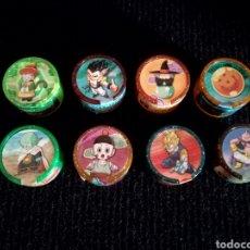 Juegos Antiguos: 8 DRAGON BALL DRAGONBALL ROLLERS . Lote 98090796