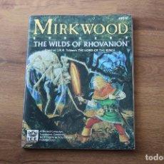 Juegos Antiguos: MIRKWOOD JUEGO ROL MERP ICE JOC SEÑOR ANILLOS BOSQUE NEGRO. Lote 98414395