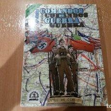 Juegos Antiguos: COMANDS DE GUERRA - II GUERRA MUNDIAL - WARGAME - ROL. Lote 98462687