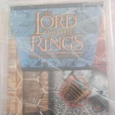 Juegos Antiguos: COMBAT HEX MAP SET I THE LORD OF THE RING TRADEABLE MINIATURE SELLADO. Lote 99356799