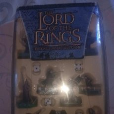 Juegos Antiguos: COMBAT HEX SET DE INICIO THE LORD OF THE RING TRADEABLE MINIATURE SELLADO. Lote 99356879