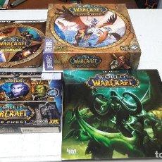 Juegos Antiguos: WORLD OF WARCRAFT LOTE LEER DESCRIPCION VER FOTOS. Lote 99391423