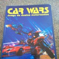 Juegos Antiguos: CAR WARS - JUEGO DE DUELOS MOTORIZADOS -- JOC INTERNACIONAL 1991 --. Lote 99795419