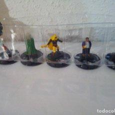 Juegos Antiguos: HEROCLIX LOTE DE 5 HEROES DC 2014. Lote 100281815
