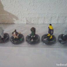 Juegos Antiguos: HEROCLIX LOTE DE 5 HEROES XMEN 2014. Lote 100282151