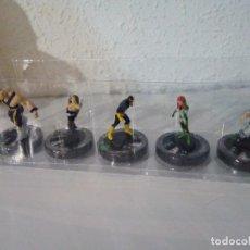 Juegos Antiguos: HEROCLIX LOTE DE 5 HEROES XMEN 2014. Lote 100287595