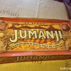 Juegos Antiguos: JUEGO JUMANJI MB. Lote 100716602