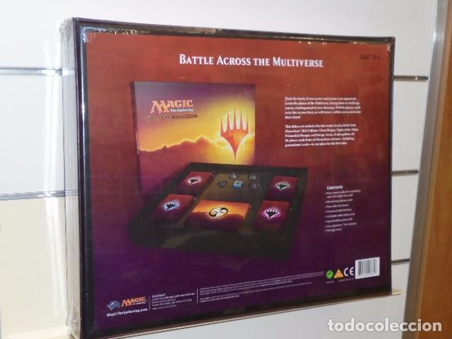 Alte Spiele: MAGIC THE GATHERING PLANECHASE ANTHOLOGY - OFERTA (ANTES 125,00 EU.) - Foto 2 - 160469356