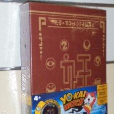 Juegos Antiguos: MEDALIUM DE YO-KAI WATCH ALBUM DE COLECCION - OFERTA (ANTES 25,95 EU.). Lote 101089319