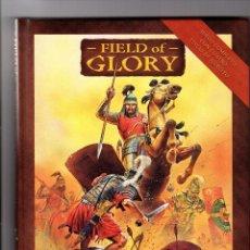 Juegos Antiguos: REGLAMENTO FIELD OF GLORY EN ESPAÑOL. Lote 101126707