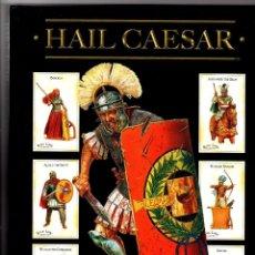 Juegos Antiguos: REGLAMENTO HAIL CAESAR EN INGLES. Lote 101127035
