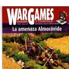 Juegos Antiguos: REVISTA WARGAMES SOLDADOS Y ESTRATEGIA EN ESPAÑOL. Lote 101127695