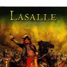 Juegos Antiguos: LISTA DE EJÉRCITOS LASALLE EN ESPAÑOL. Lote 101128207
