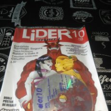 Juegos Antiguos: LIDER 10 DOSSIER DUNGEONS & DRAGONS. Lote 101200426