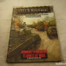Juegos Antiguos: FLAMES OF WAR - HELL'S HIGHWAY - FOW WARGAME MINIATURES WARGAMES. Lote 101266951
