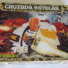 Juegos Antiguos: JUEGO CRUZADA ESTELAR, EL ULTIMO ENCUENTRO DE MB, EN CAJA. CC. Lote 101343699