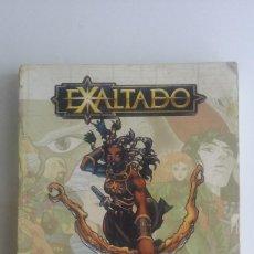 Juegos Antiguos: LIBRO DE ROLL/EXALTADO/LA FACTORIA DE IDEAS.. Lote 101425891