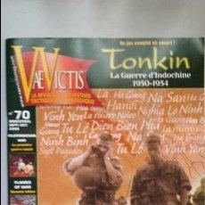 Juegos Antiguos: WARGAME TONKIN. LA GUERRA DE INDOCHINA. VAE VICTIS 70. Lote 101435263