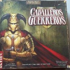 Juegos Antiguos: CABALLEROS GUERREROS. DEVIR. Lote 101743891